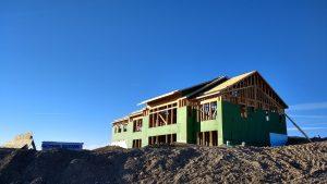 Net-Zero Energy Homes in Wyoming