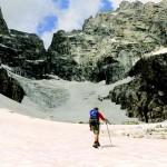 Finding Teton Glacier