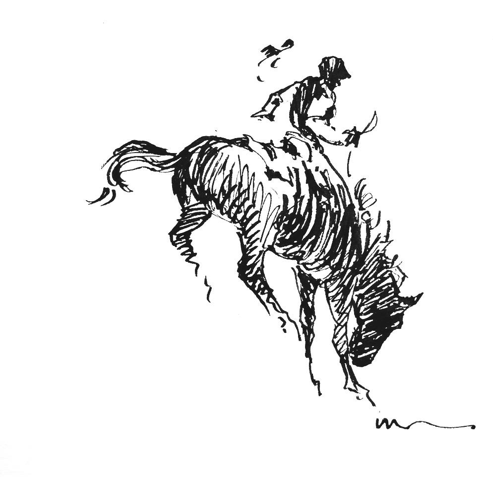Miles City Bucking Horse Sale