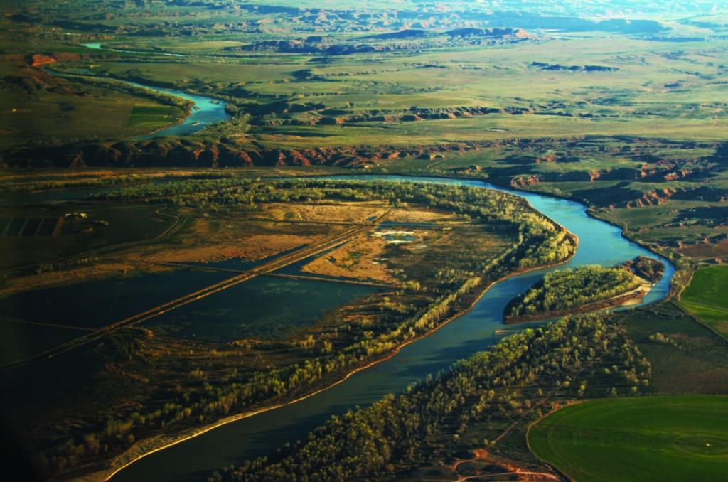 The Forgotten River