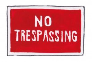 trespassing-sign
