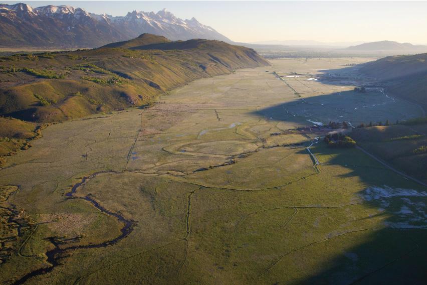 Courtesy Jackson Hole Land Trust/Drew Rush